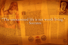 The unexamined life is not worth living ~ Socrates