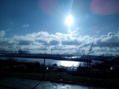 Hamburg grüßt die Schweiz