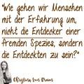 Zitat Christina von Dreien