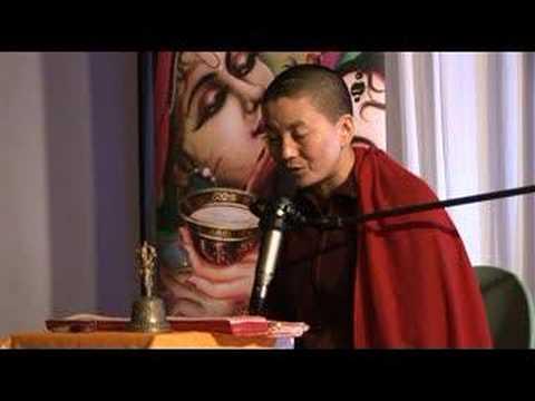 Ani Choying Drolma - Ganesha Mantra, Concert, Munich 07